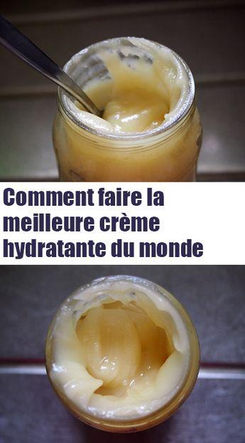 Comment faire la meilleure crème hydratante du monde