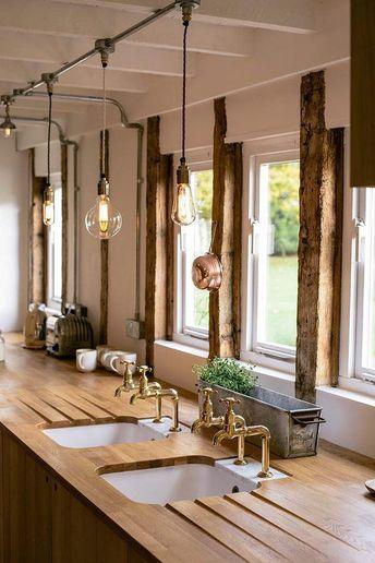 3 General Types of Kitchen Lighting Designs