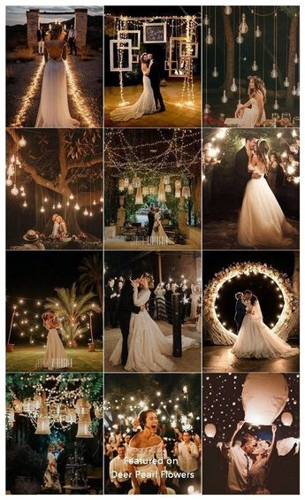 85 unique wedding decorations outdoor ideas for every budget page 00034 | Pointsave.net