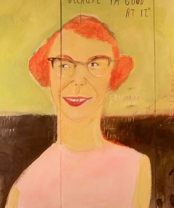 33 Portraits of Flannery O'Connor