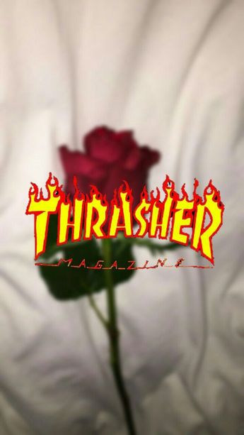 SIGA-ME Para mais... FOLLOW-ME Wallpapers Thrasher Iphone -Android