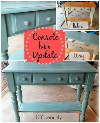Updating a Console Table with Paint