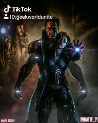 #blackwidow #captainamerica #ironman #daredevil #hawkeye #marvel #mcu #endgame #whatif #avengers