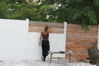 Charming Backyard Renovation - MyKingList.com