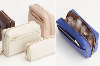 Meghan Markle's Makeup Artist Daniel Martin Creates Makeup Bags with One of Her Favorite Brands