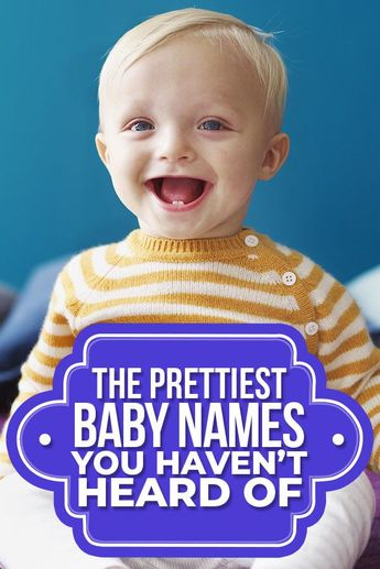 Very Rare Baby Names That Are Beautiful
