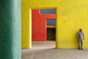 The city Le Corbusier built: inside Chandigarh – in pictures