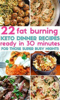 22 Stupid-Simple Quick Keto Dinners That Are Ready In 30 Minutes Or Less - #Dinners #Keto #minutes #Quick #Ready #StupidSimple