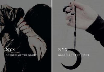 Nyx, Greek Goddess of the Night /You know my sons, yes?