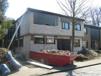 Sanierung eines 80iger Jahre Hauses