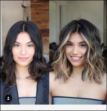 110+ medium to long hair styles - ombre balayage hairstyles for women 2019 - page 39 ~ producttall.com
