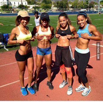The guy behind them... #fitnessMotivation