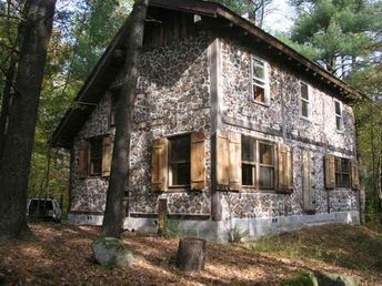Mortgage Free Cordwood Eco Homes, Green Building Ideas
