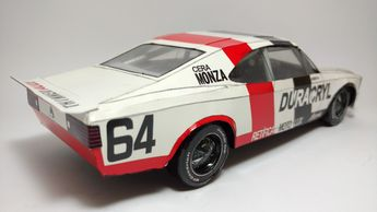 Papercraft, Formula 1, Rally, Rock n' Roll, paper model