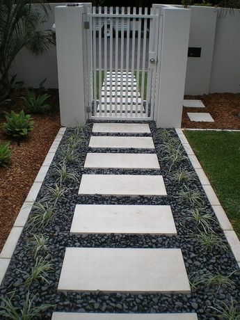 25 Amazing landscaping ideas with mulch and rocks