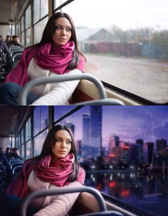 30 Before-And-After Photoshop Transformations That Will Blow You Away