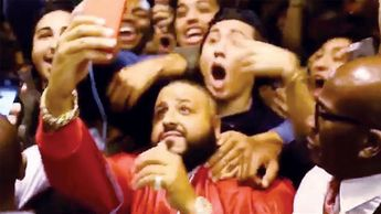 DJ Khaled Snapchat Invitation Causes Beverly Hills Mob Scene