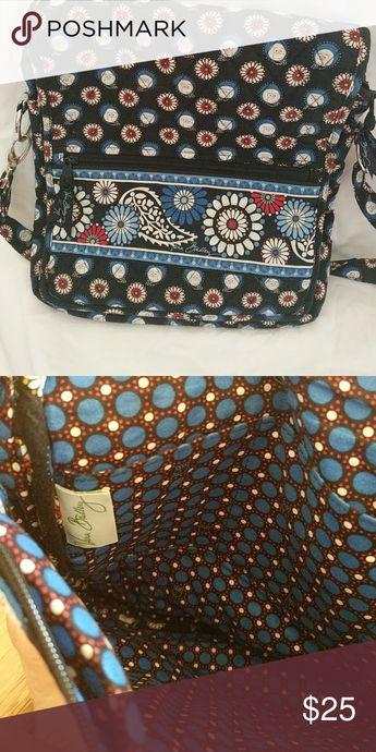 c756eea4d09b Large purse Night owl mail bag Vera Bradley Bags Crossbody Bags