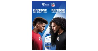 Head & Shoulders Enlists Patrick Mahomes and Troy Polamalu to Settle the Age-Old Debate - Offense or Defense?