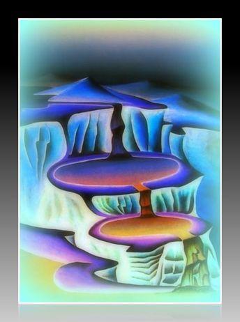 RUNA kunst:  Die Wassertreppe RZ © 2012