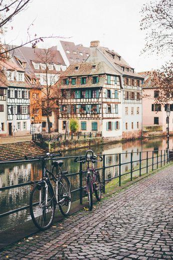 Un petit tour à Strasbourg