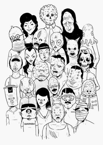 Draw, draw, draw! by R. Cañero