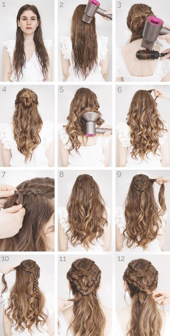 Hairstyle Tutorial 2017