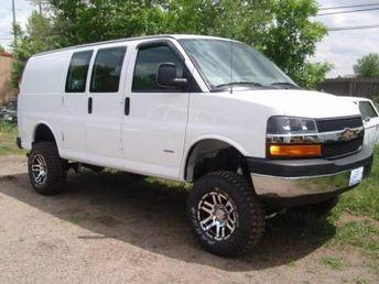 Boulder Offroad 4x4 Van Custom Conversions Photo Albumatt