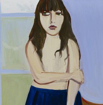 Chantal Joffe, Esme