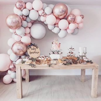 Perfect Baby Shower @thesparrowsnestbabyboutique