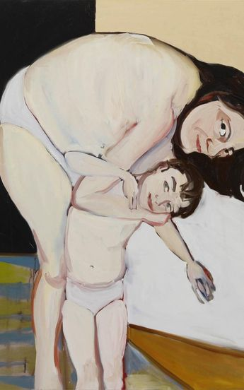 Chantal Joffe: 'I don't find men very interesting to look at'