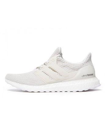 b867f3cdf51a7 Men s Adidas Ultra Boost White Sneakers 051046