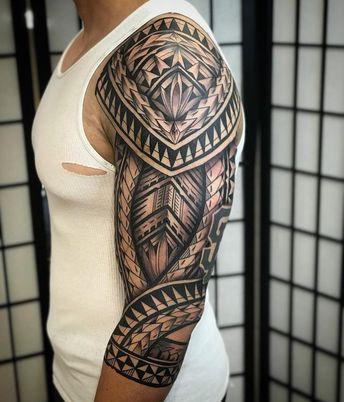 Ärmel Tätowierung Idee #armel #tatowierung