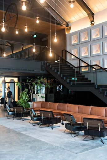 The Warehouse Hotel Review: Industrial Chic in Singapore | Urban Pixxels