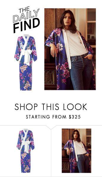 df618718ce3a8 Daily Find: Olivia Von Halle Kimono