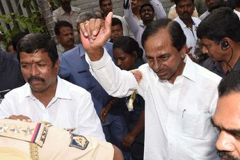 Telangana election exit poll: KCR likely to retain power