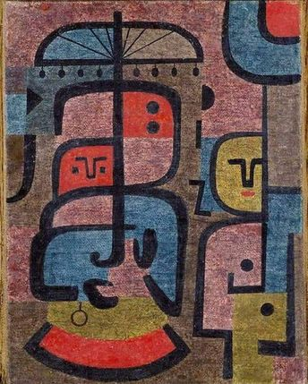 Paul Klee, Exotics (1939)