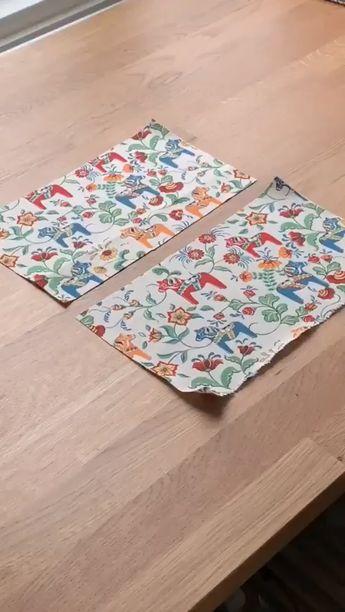 Como coser bolso o neceser paso apso #costuras #coser #patronesdecostura #sewingtutorials #sew #bag