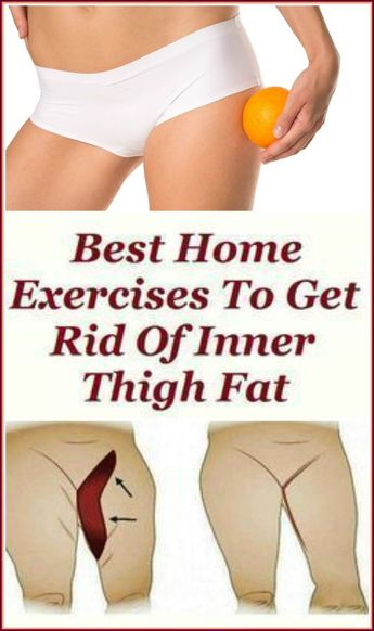 BEST HOME EXERCISES TO GET RID OF INNER THIGH FAT REALLY FAST!!! – HEALTH AND BEAUTY - HealthyMilion #health #healthy #fitness #beauty #womens #recipes #remedies