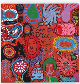 展覧会「草間彌生 わが永遠の魂」国立新美術館で開催、過去最大規模の作品展示