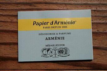 (eBay link) Set of 4 Real Papier d'Arménie natural deodorizer theYear of theArmenia  #home #garden #homedcor #homefragrances (ebay l #fashion