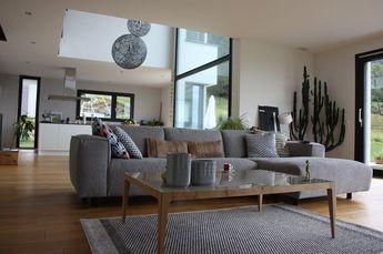 [Décoration][Salon - salle à manger] Nouveau canapé et nouvelle table de salon