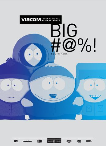 Viacom International Ad Campaign 2011 by Michael Croxton, via Behance