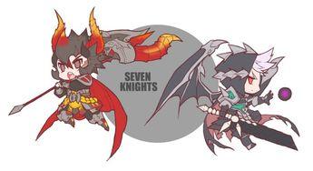 Seven Knights Art