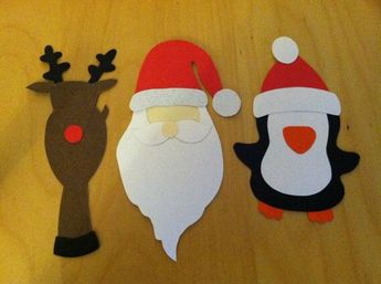 Holiday cut outs