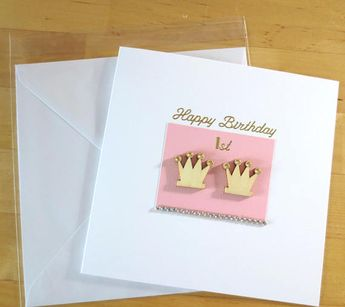 Twin Card Twins Cards First Birthday Twin1st