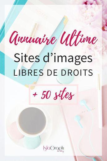 Annuaire Ultime Images Libres de droits | Entrepreneuse + Blogging | Graphiste