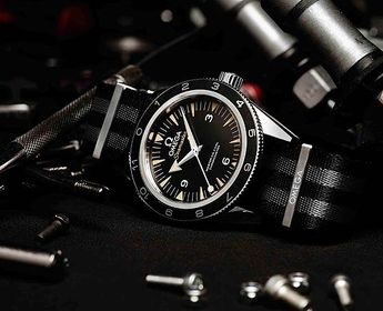 302c4614150 James Bond s New Watch  The Omega Seamaster 300