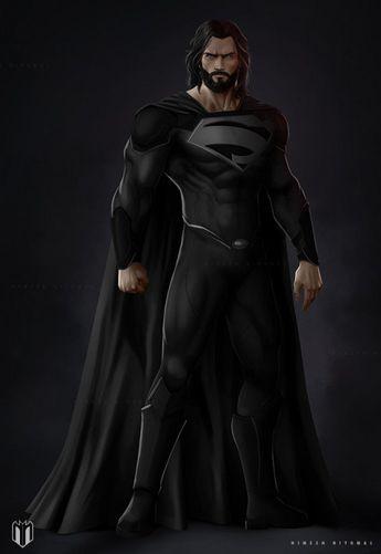 Sem palavras para descreve-lo que uniforme que personagem! #dccomics #dc #comics #superman