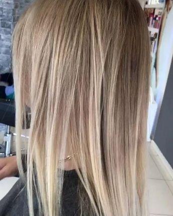 Best 11 golden blonde balayage hair color ash blonde golden blonde icy highlights beach blunt lob haircut – SkillOfKing.Com
